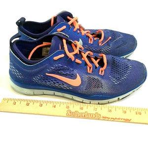 Nike Women's Mesh Low Top Running Shoes Size 8.5